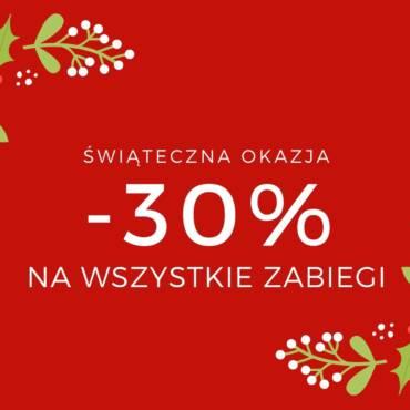 ŚWIĄTECZNA OKAZJA!