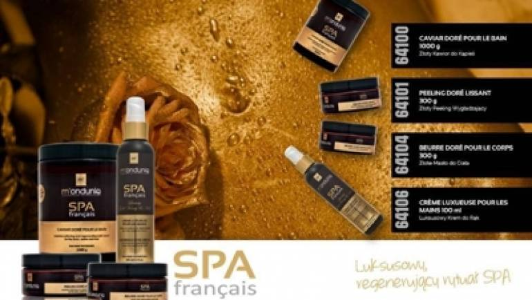 M'onduniq Luxury Gold & Honey SPA