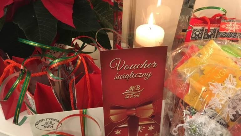 Świąteczny Voucher w SPA