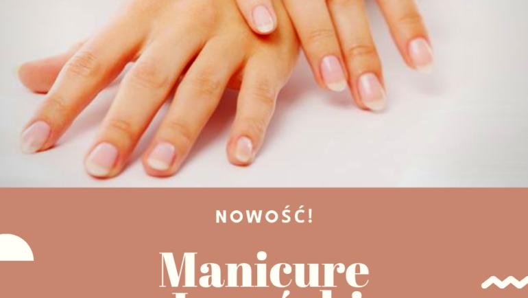 Nowość ! Manicure Japoński
